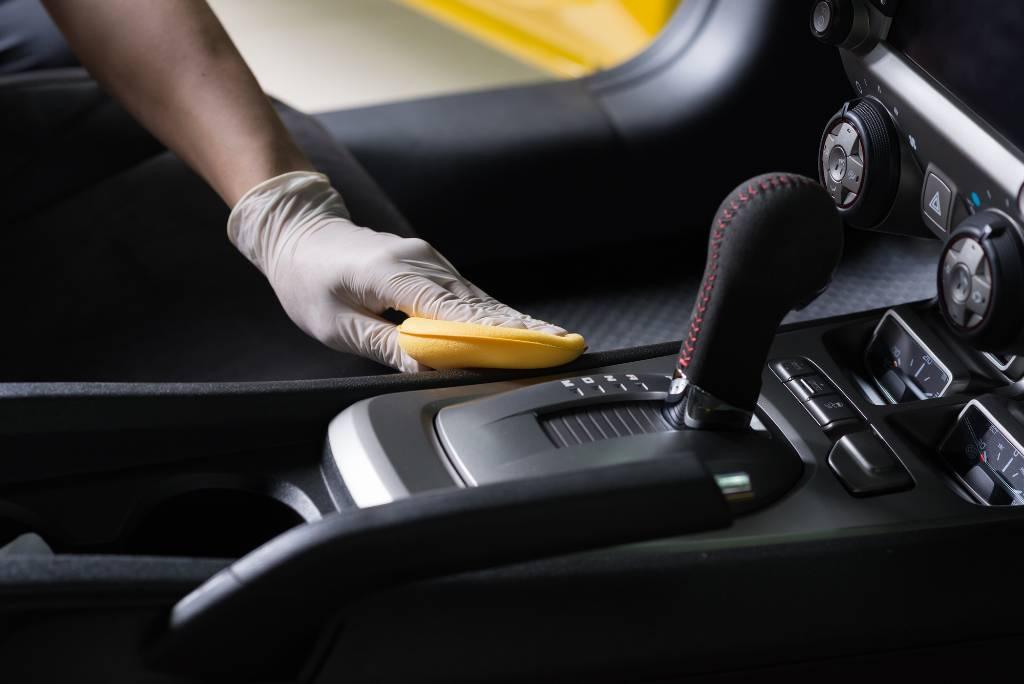 maintaining car interior